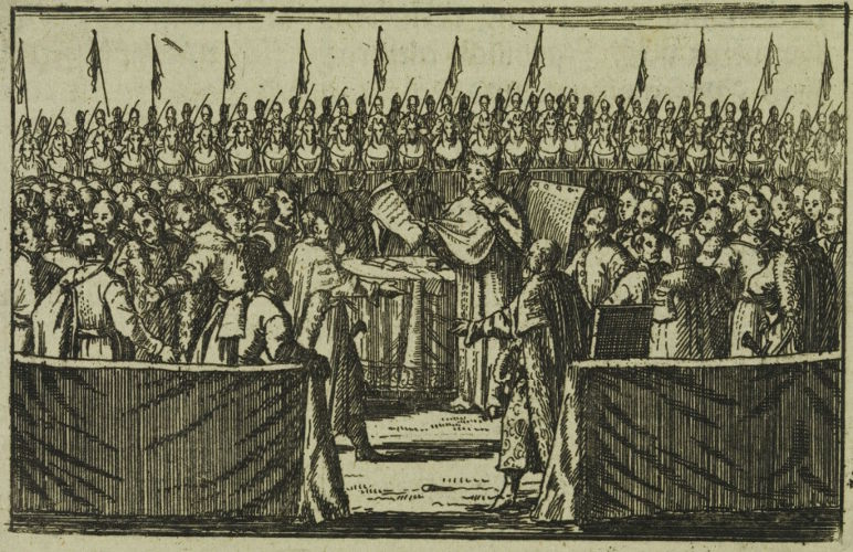 The Election of 1704