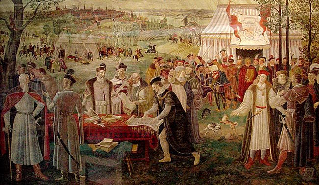 Signing of Warsaw Confederation