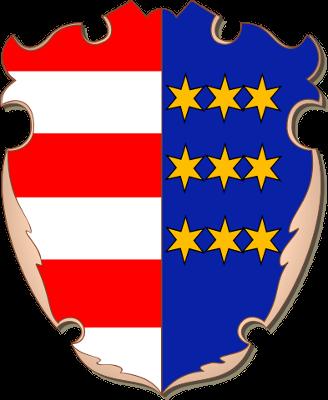 The coat of arms of Sandomierz voivodship