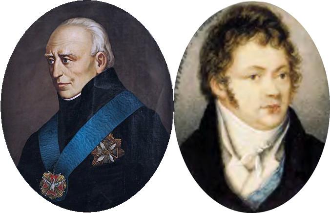 Staszic and Rzewuski