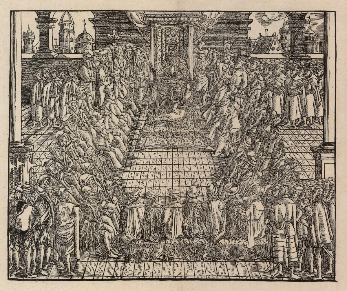Sejm during the reign of Sigismundus Augustus